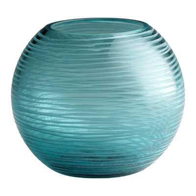 Round Libra Vase - Wayfair
