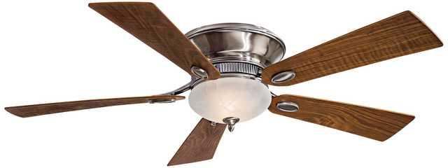 """52"""" Minka Delano II Pewter Hugger Ceiling Fan - Lamps Plus"""