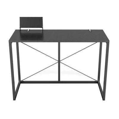 Tech Desk in Black - Home Depot