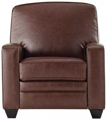 TREVOR PUSH BACK RECLINER - Home Decorators