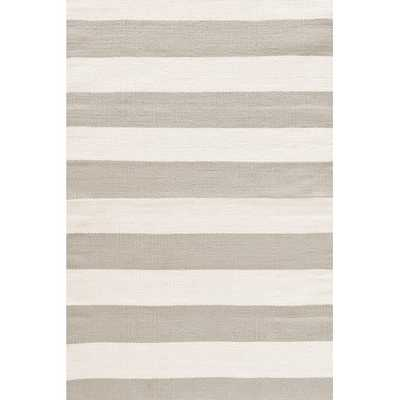 Catamaran Striped Indoor/Outdoor Area Rug - AllModern