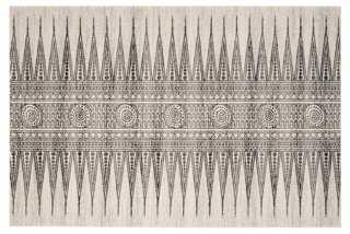 Genoa Rug, Ivory/Gray - 8' x 10' - One Kings Lane