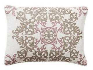 Motif 14x20 Cotton Pillow - One Kings Lane