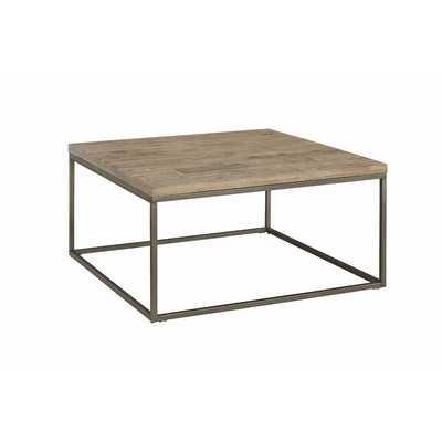 Alana Coffee Table - Acacia Wood - Wayfair