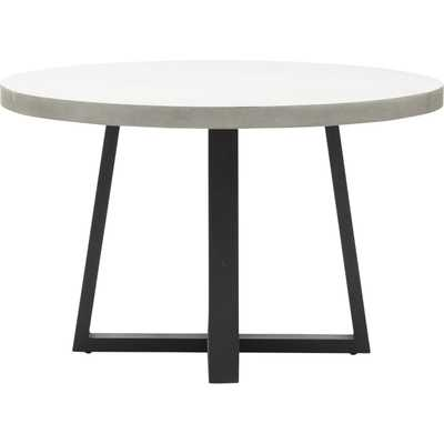 Cyrus Round Dining Table - High Fashion Home
