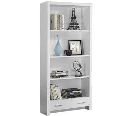 """71"""" Standard Bookcase - Wayfair"""