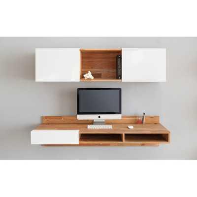 LAXseries Wall Mounted Desk - AllModern