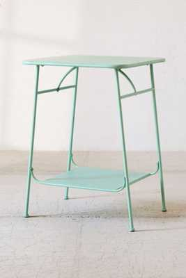 Factory Side Table - Mint - Urban Outfitters