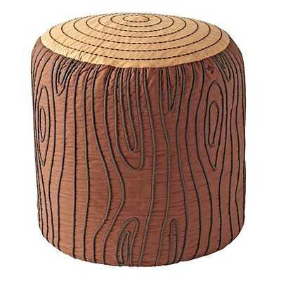 Log Seat - Crate and Barrel