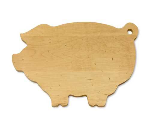 J.K. Adams Pig Cutting Board - Williams Sonoma Home