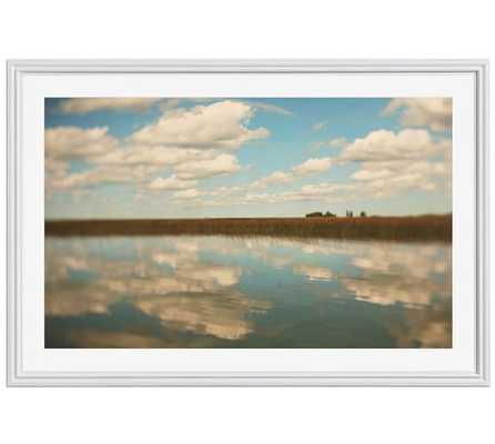 "Tell The Sky Framed Print by Alicia Bock - 28 X 42"" - Pottery Barn"