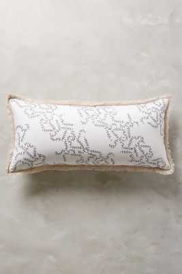 Crystal Dendrite Pillow - Anthropologie