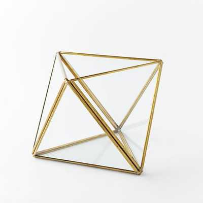 Faceted Terranium - West Elm