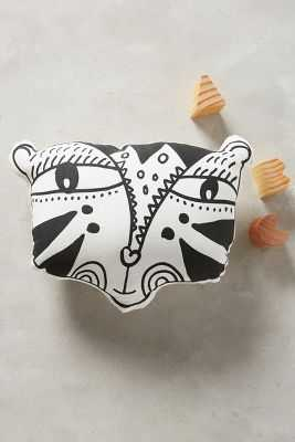 Animal's Bedtime Pillow - Tiger - Anthropologie