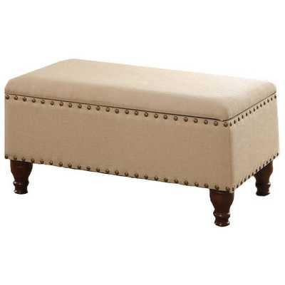 Filander Upholstered Storage Bench - Wayfair