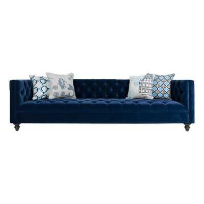 007 Navy Sofa - Wayfair