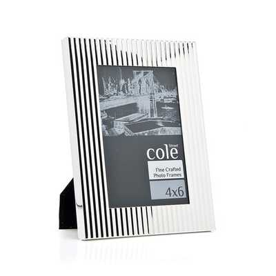 """Fluted Picture Frame - 4""""x6"""" - AllModern"""