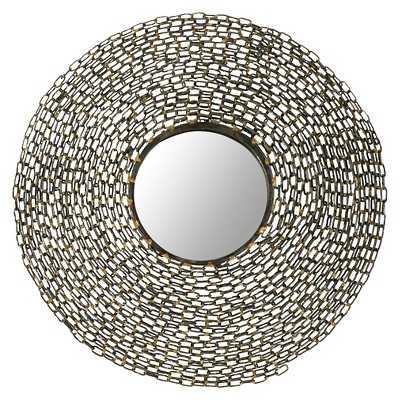 Safavieh Sunburst Wall Mirror - Target