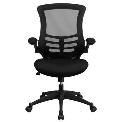 Mid-Back Conference Arm Chair - Wayfair