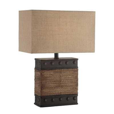 Admiral Table Lamp - Apt2B