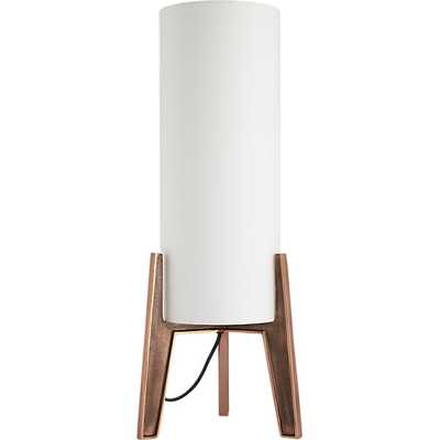 Pyra table lamp - CB2