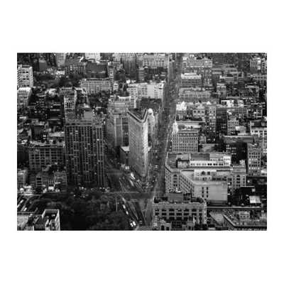 "PREMIÄR Picture, Flatiron Building, New York - 78 ¾x55 "" - Unframed - Ikea"