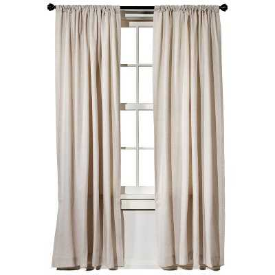 "Thresholdâ""¢ Farrah Curtain Panel-84"" - Target"