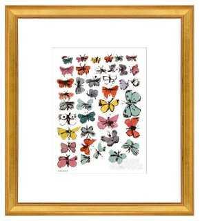 Andy Warhol, Butterflies, 1955 - One Kings Lane