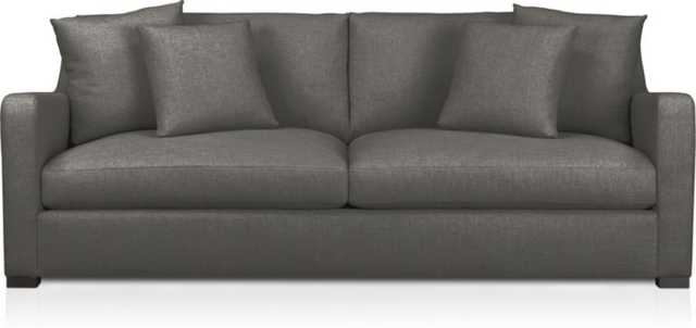 Verano Sofa - Smoke - Crate and Barrel