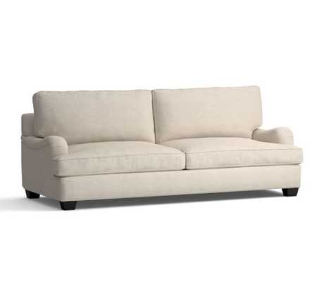 PB COMFORT ENGLISH ROLL ARM UPHOLSTERED SOFA - Pottery Barn
