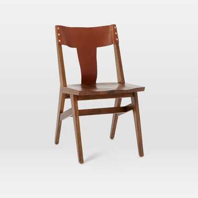Michael Robbins Cantilevered Dining Chair - Individual - West Elm