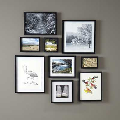 Memento Wood Gallery Frame - Wayfair