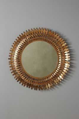 Sundial Mirror - Anthropologie