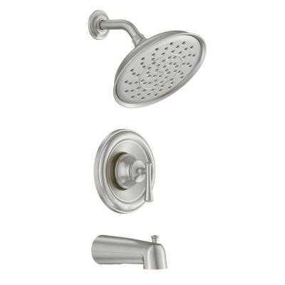 Ashville Single-Handle Tub and Shower Faucet - Home Depot