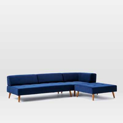 Retro Tillary® 6-Piece Sectional - West Elm