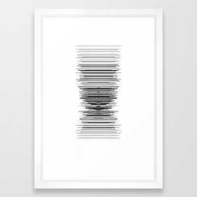 Reception - 15x21 - Framed - Society6
