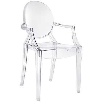 Louis Ghost Chair - Design Within Reach