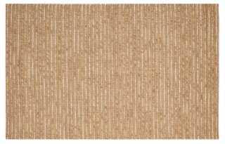 Sumner Jute-Blend Rug, Beige, 10' x 14' - One Kings Lane