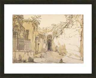 Tuscan Landscape III - One Kings Lane