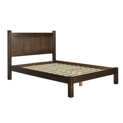 Shaker Platform Bed - Wayfair