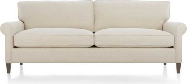 Montclair 2-Seat Sofa - Crate and Barrel