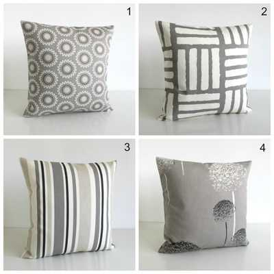 20x20 pillow cover-no insert - Etsy