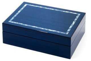 """10"""" Ilario Storage Box - One Kings Lane"""