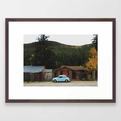 """Bailey Bug (26"""" x 20"""") - Framed - Society6"""