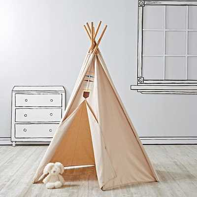 Happy Camper Teepee - Land of Nod