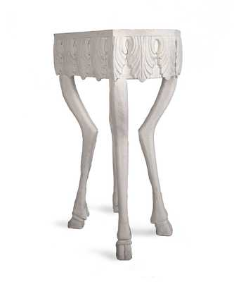 """Stag Leg Accent Table - 30"""" - Bliss Home and Design"""