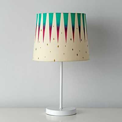 Festival Table Lamp Shade - Land of Nod