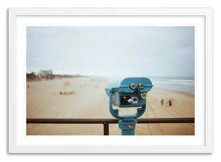 "Amanda Tipton, Catch the View- 24"" x 17""- Framed - One Kings Lane"