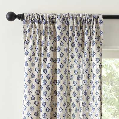 "Gina Curtain Panel - 54"" - Birch Lane"