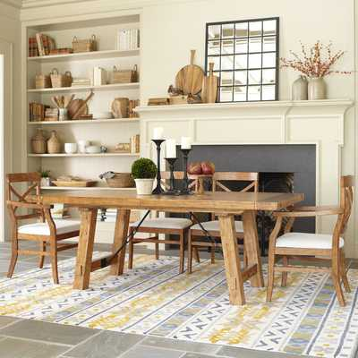 Mansfield Extending Dining Table - Birch Lane